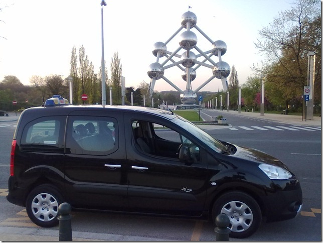 Charleroi Airport Taxi