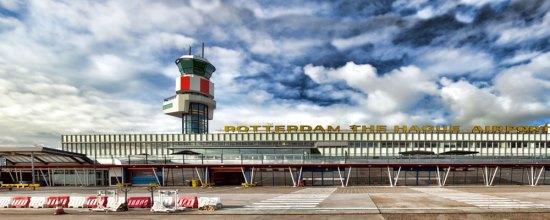 taxi naar rotterdam the hague airport